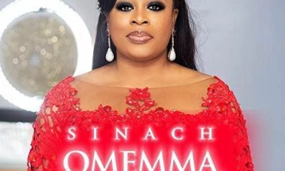 Sinach -- Omemma Audio
