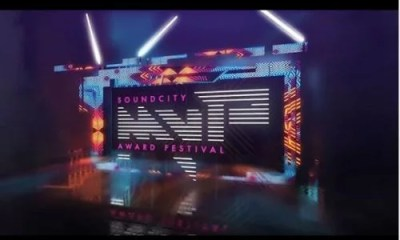 Soundcity MVP Award Festival 2020