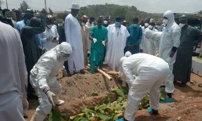 Abba Kyari Laid to Rest In Abuja