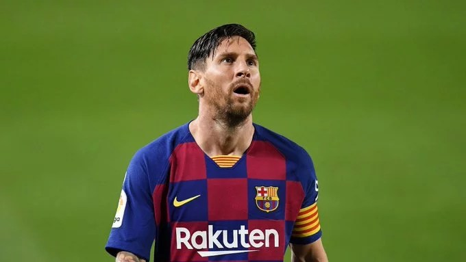 Lionel Messi Can Leave Barcelona For Free