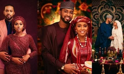 Buhari Daughter Wedding