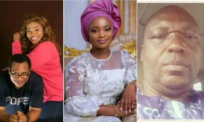 You Abandoned Me For 22 Years Tope Alabi's Daughter