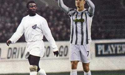 Ronaldo Overtakes Pele Official Most Goals Records