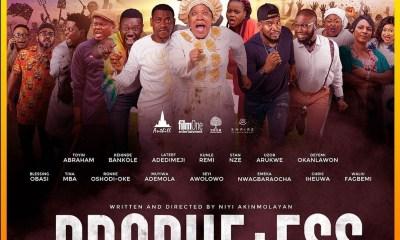 Prophetess Movie