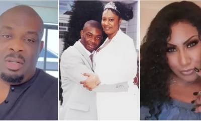 Don Jazzy Open Ups On His Past Marriage & Divorce