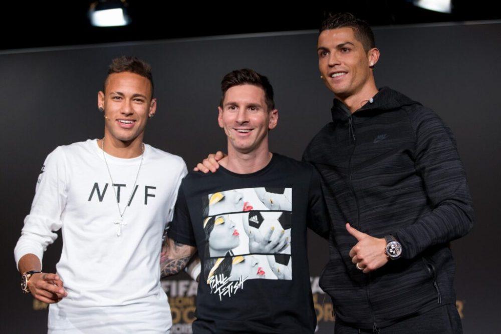 Why World's Football Prince Neymar Will Never Win the Ballon d'Or