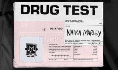 Drug Test by Naira Marley