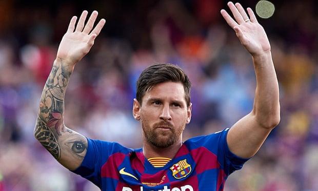 Lionel Messi to Leave Barcelona