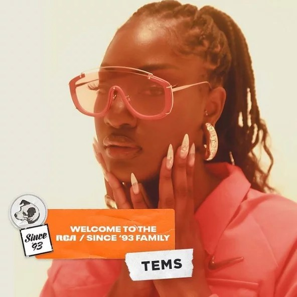 Tems Joins RCA Records
