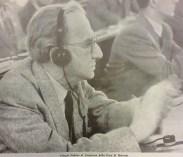 Lukács al Congresso della pace di Helsinki 1955