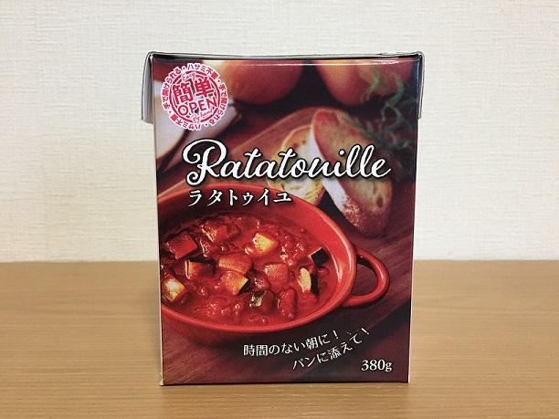 業務スーパーのラタトゥイユ☆残念ながら口に合わず・・・泣