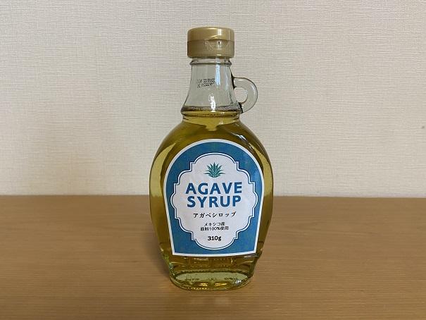 業務スーパーのアガベシロップ☆低GI値で甘みが強い天然の甘味料!