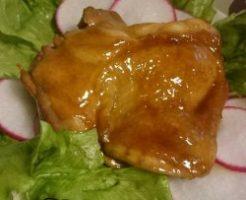 甘辛ダレが激ウマな鶏の照り焼き