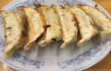 ぎょうざの満州 焼餃子