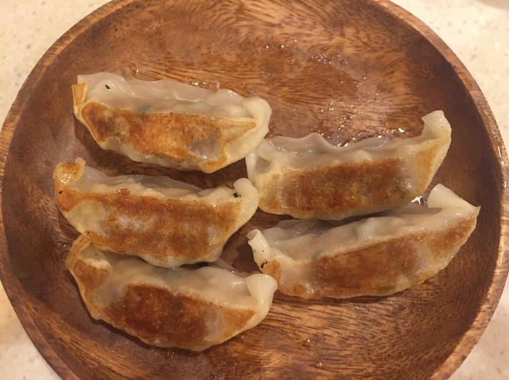 横綱餃子 石田部屋 羊肉餃子