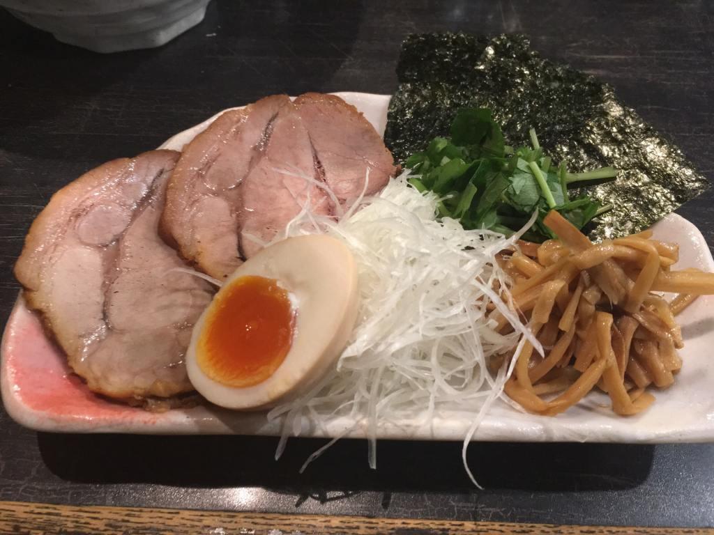 麺や そめいよしの 西荻窪店 特製らーめん・しょうゆ2