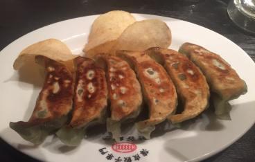 渋谷餃子 わさビーフギョーザ