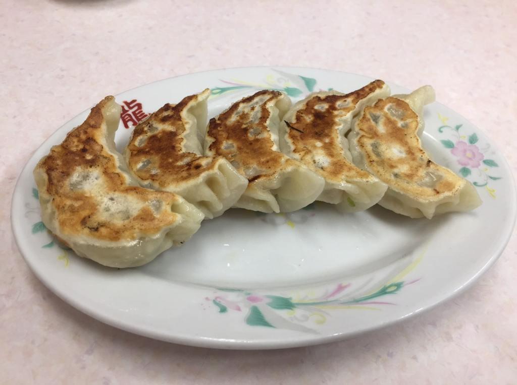 八龍 西荻窪 焼餃子
