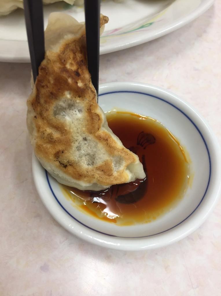 八龍 西荻窪 焼餃子5