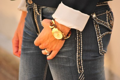 Rose Royce Jeans Detail