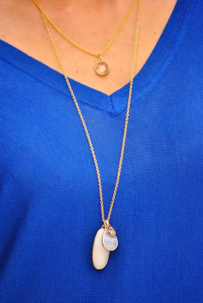 Stella and Dot Trinity Pendant