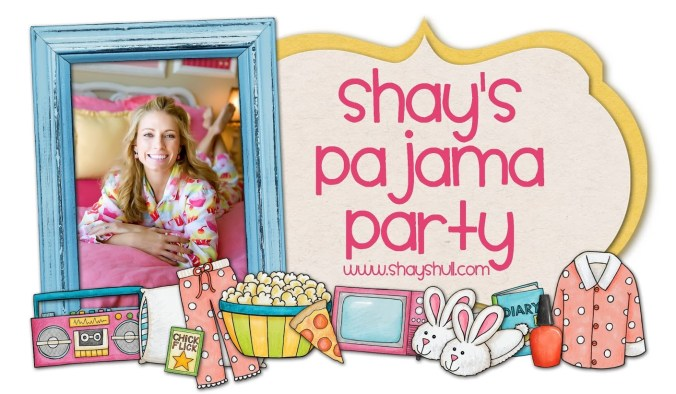 PJ Party - Shays Graphic