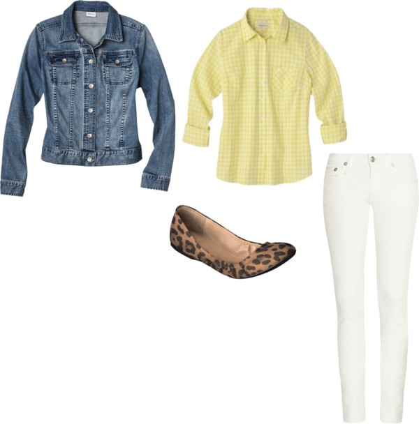 Spring Outfit One