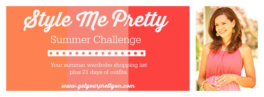 Summer Style Me Pretty Banner