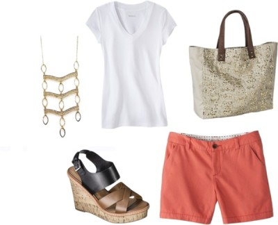 Summer Vacation Outfit 7