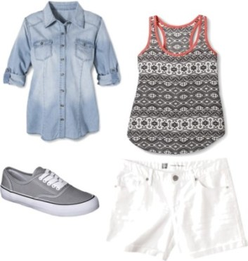 Summer Vacation Outfit 8