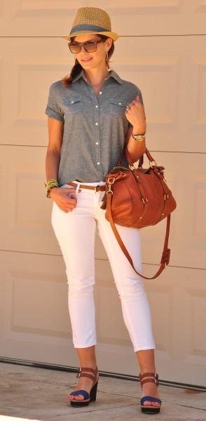 White-Jeans-Chambray