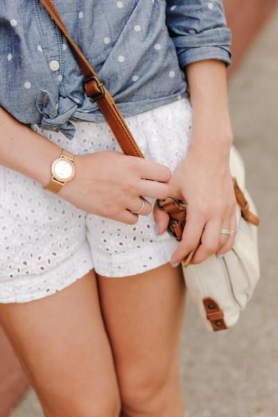 eyelet-shorts-chambray