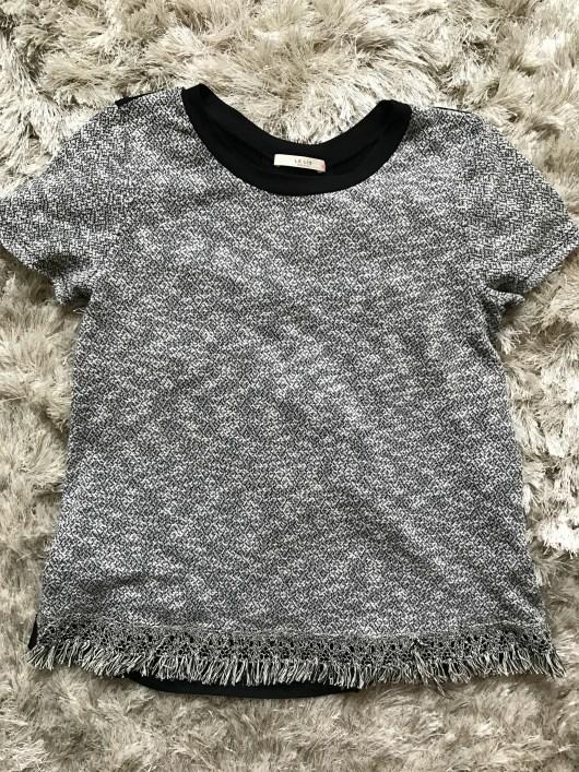 stitch fix fringe t-shirt