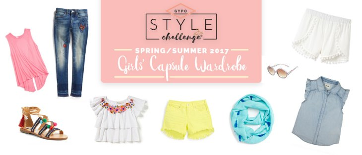 SpringSummer-2017-Girls'-Capsule-Wardrobe