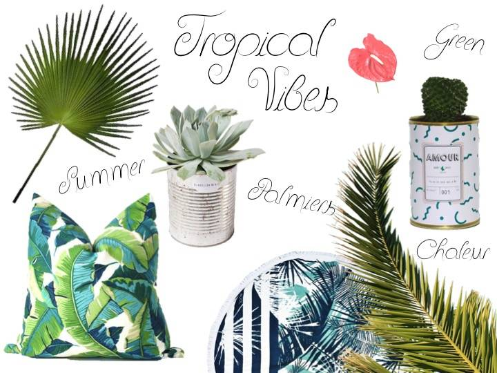 Inspiration Tropical 🌴