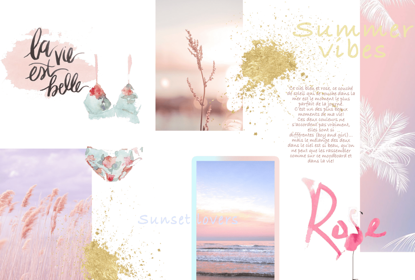 Sunset Lovers Inspiration