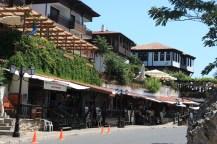 Street view of Nessebar