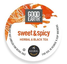 2. My mom introduced sweet & spicey Herbal Black Tea to me. It is yummo!!!