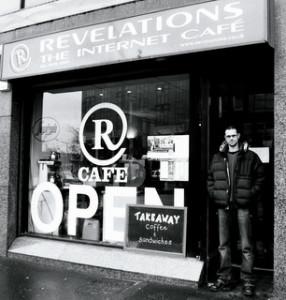 Jean-Jacques @ Gypsy Café.