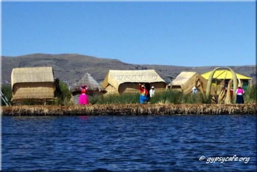 17. Hasta la vista babies, Uros, Lake Titicaca
