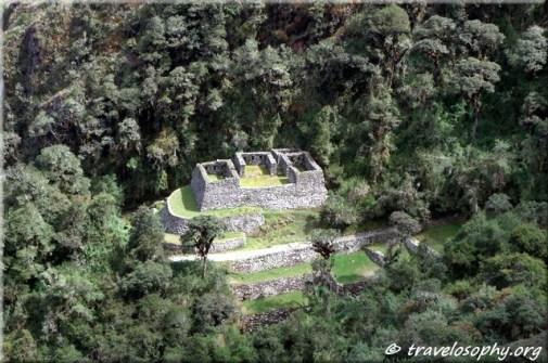 Inca Trail View 16