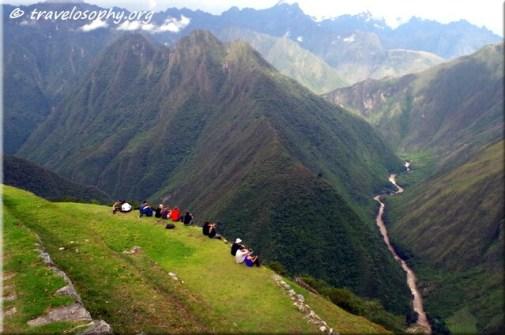 Inca Trail View 28