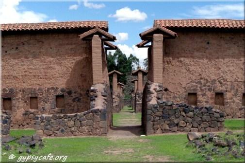 Raqchi Ruins (1) - Peru