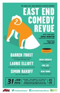 East end comedy revue