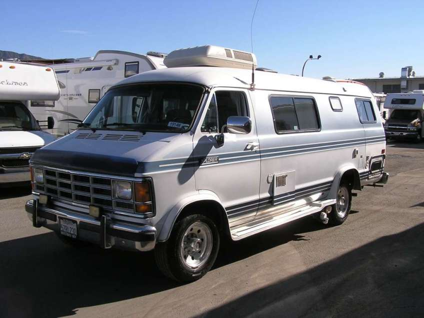 1990 Xplorer Van For Sale