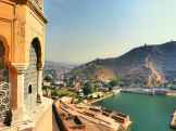 View from Amer fort