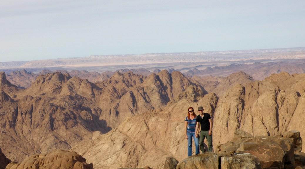 Into The Wilderness Of Egypt Climbing Mount Sinai Gypsy Giraffe