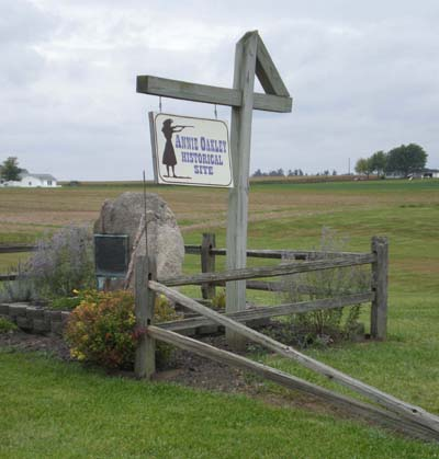 Annie Oakley Historical Site 4 web
