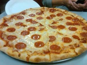 Luigis Pizza web