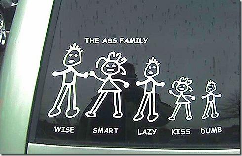 ass family